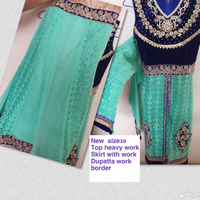 Used Party dress size30 heavy work 345dhs  in Dubai, UAE