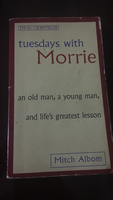 Used Tuesdays with morrie-mitch albom in Dubai, UAE