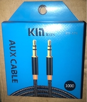 Used Aux cable  in Dubai, UAE