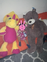 Used big stufftoys in Dubai, UAE