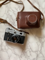 Used USSR vintage film camera FED 3 in Dubai, UAE