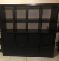 Used Cabinet & library with boxes in Dubai, UAE