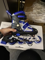 Used Roller Skate Set for kids in Dubai, UAE