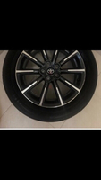 Used TOYORA RIMS FULL SET/ BRAND NEW in Dubai, UAE