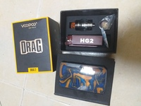 Used voopoo DRAG2 Vape in Dubai, UAE