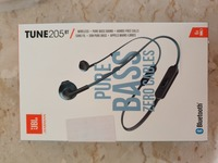 Used JBL Tune 205BT Bluetooth earphones in Dubai, UAE