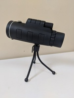 Monocular with tripod