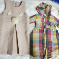 Used Kids winter cloths/sizes 3 to 5 years in Dubai, UAE