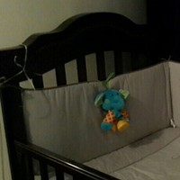 Used crib in Dubai, UAE
