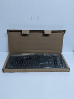 Used Hp usb branded keyboard in Dubai, UAE