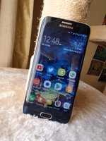 Used Samsung s6 egde - like new in Dubai, UAE