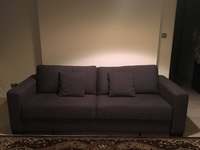 Used Grey Sofabed for sale  in Dubai, UAE