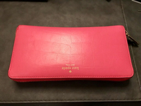 Used Authentic Kate spade leather wallet  in Dubai, UAE