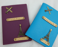 Passport Holder with your own name