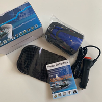 Radar detector V7 360 degrees