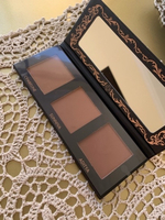 Used New bronzer palette and stick highlight in Dubai, UAE
