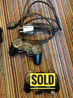 Used 1 PS3 controller + 20dh game(optional) in Dubai, UAE