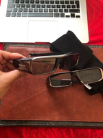 Used SONY 3D Glasses Black x2 in Dubai, UAE