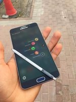 Used Galaxy Note 5 With Changer and Headphone in Dubai, UAE