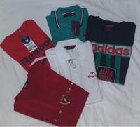 Used Mix branded polo shirts and T-shirts new in Dubai, UAE