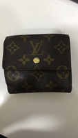 Used LV elise wallet in Dubai, UAE