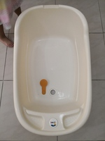 Used Used Baby bath tub and bath seat in Dubai, UAE