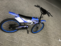 "Used New 16"" MC bike for kids (Age 5-8 years) in Dubai, UAE"