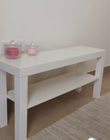 Used White wooden bench  in Dubai, UAE