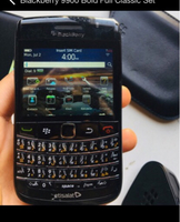 Used Blackberry 9900 Bold Full Classic Set  in Dubai, UAE