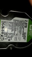 Used 2tb westren digital hard drive in Dubai, UAE