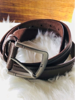 Used Leather Belt ( Pakistan 🇵🇰 Made ) in Dubai, UAE