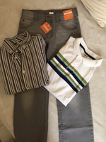 Used BRAND NEW GYMBOREE PANTS AND SHIRTS in Dubai, UAE