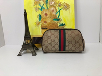 Used Gucci men's pouch in Dubai, UAE