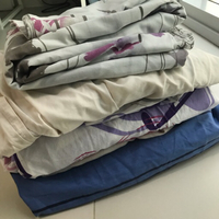 Used Bed Sheets & Duvet Covers+Pillow Case in Dubai, UAE