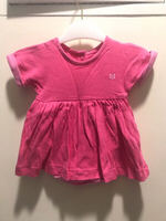 Used PRELOVED Girl Dress 3 to 6 months Pink in Dubai, UAE