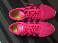 Used Nike training lunar lux TR pink in Dubai, UAE