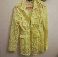 Used ANOTAH LACE JACKET (Medium size) in Dubai, UAE