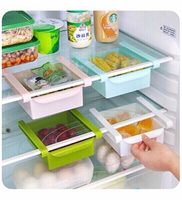 Used White refrigerator storage boxes  in Dubai, UAE