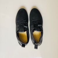 Men's black casual shoes from Korea 41