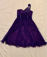 Used One shoulder lace dress by Quiz UK in Dubai, UAE
