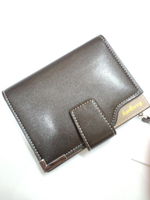 Used Men multi-purpose wallet black/Brown in Dubai, UAE