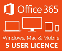 Used Microsoft Office 365 for 5 user and 5Tb  in Dubai, UAE