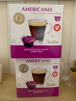 Used Americano coffee capsules- Nescafe in Dubai, UAE