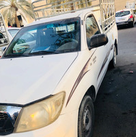 Used Toyota Hilux 2009 Single Cabin in Dubai, UAE