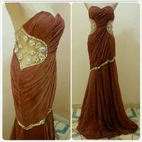Used Amazing CHOB Long DRESS for Women in Dubai, UAE