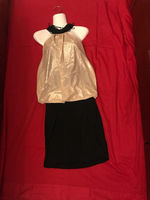 New Party dress Large size