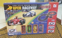 Used Super raceway speed racing toy for sale in Dubai, UAE