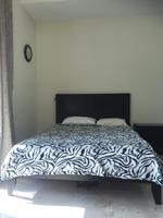 Used Queen sized bed with new mattress in Dubai, UAE