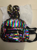 Used Big Rabbit Ear backpack  in Dubai, UAE