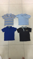 4 Pcs T-shirt For Kids 3 to 4 Years Use